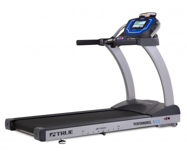 True Fitness Performance 800 Treadmill with Transcend Console