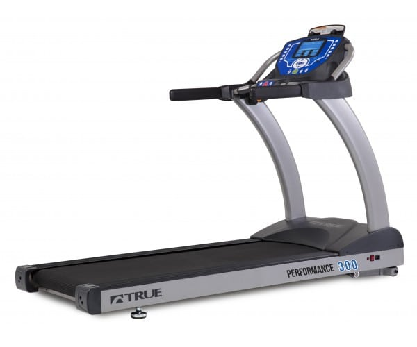 "True Fitness Performance 300 Treadmill with 7"" LCD Console"