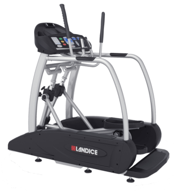Landice E7 Elliptical Trainer Pro Sports