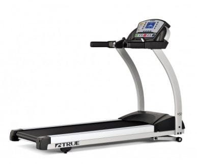 True Fitness M50 Treadmill with LCD Console