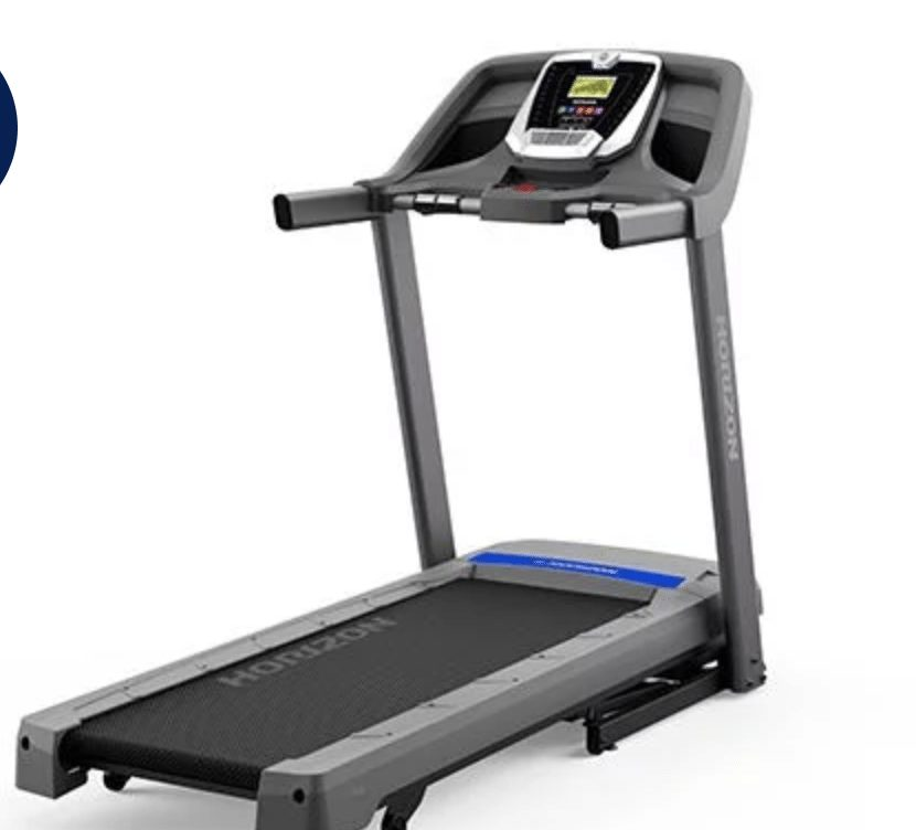 Horizon T101 Treadmill For Sale: Horizon Fitness T101 Folding Treadmill
