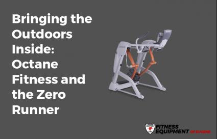 Zero Impact Running with the Octane Fitness Zero Runner