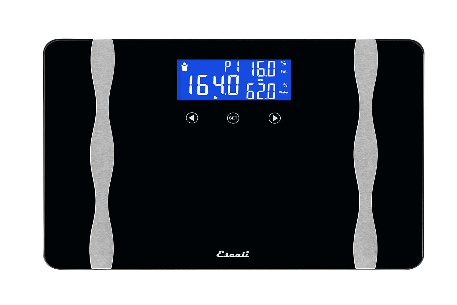 Escali Extra Wide Body Composition Scale