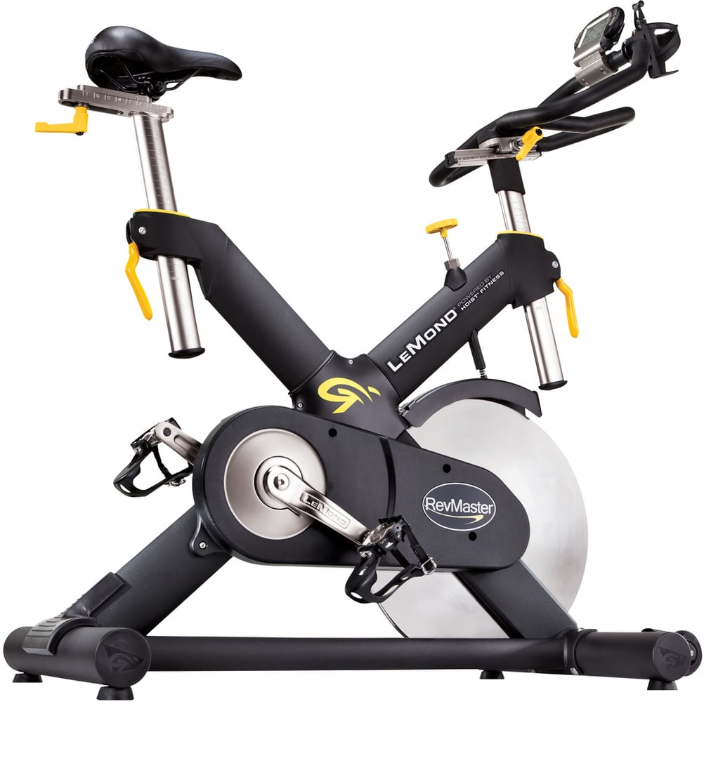 Hoist lemond revmaster pro spinning bike fitness for Indoor cycle design