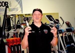 Paul Glaze Fitness Equipment of Eugene Owner