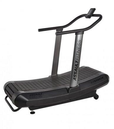 The Amazing Precor Assault AirRunner treadmill