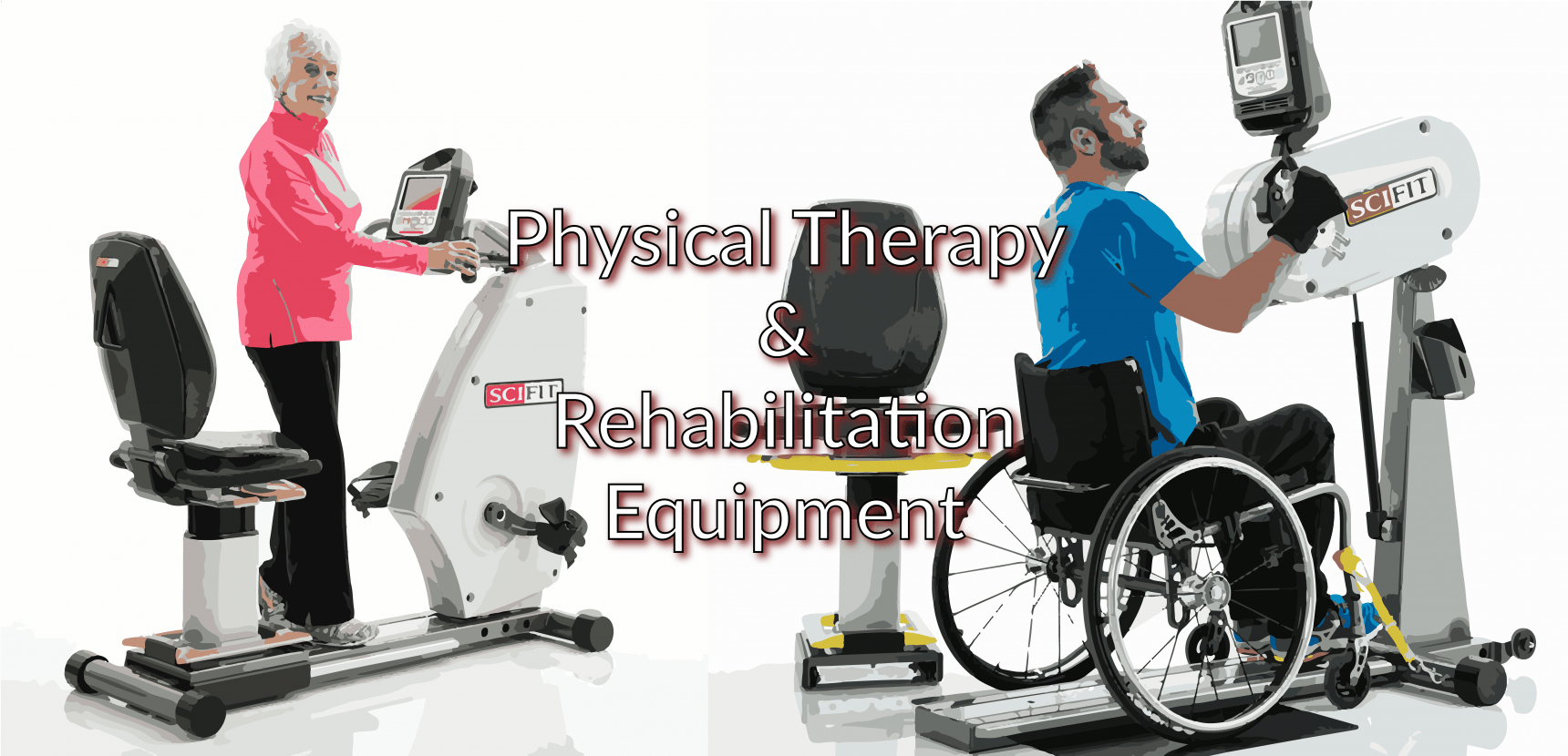 Physical Therapy and Rehabilitation Equipment Image